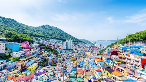 Busan, South Korea Fair
